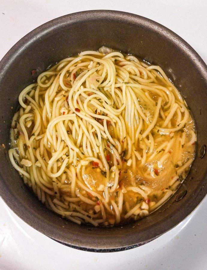 Homemade Spicy Ramen Recipe