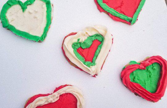 Valentine Sugar Cookies Recipe